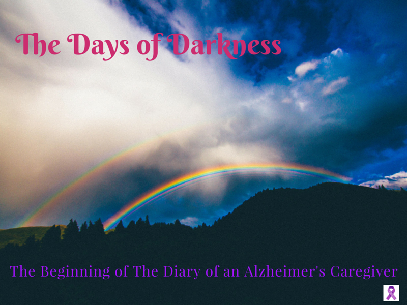 THE DAYS OF DARKNESS…