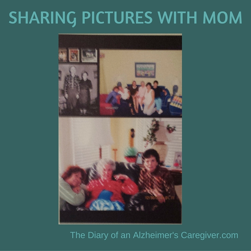 https://thediaryofanalzheimerscaregiver.com/sharing-pictures-with-mom/ ‎