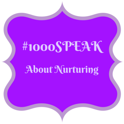 #1000SPEAK ABOUT NURTURING