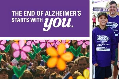 JUNE IS ALZHEIMER'S AND BRAIN AWARENESS MONTH