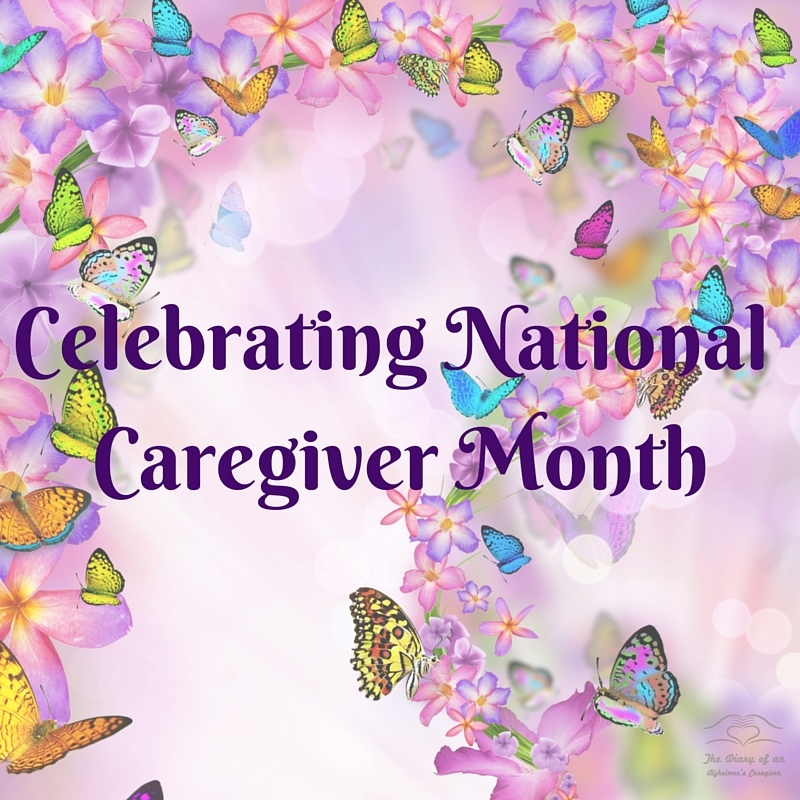 CELEBRATING NATIONAL CAREGIVER MONTH WITH RANDOM ACTS OF KINDNESS