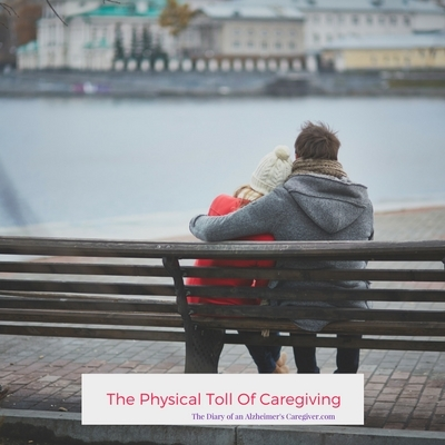 The Physical Toll Of Caregiving