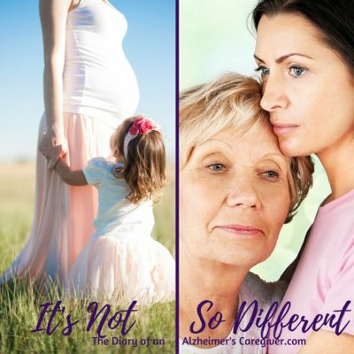 The Toll That Alzheimer's Takes On The Mother/Daughter Relationship