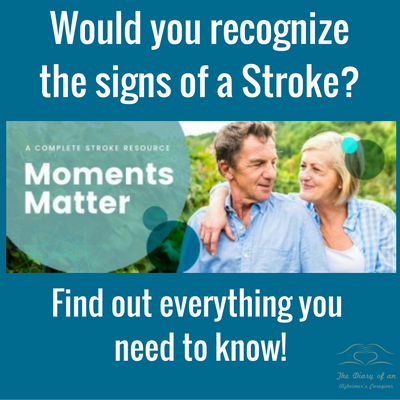 When You Suspect A Stroke Moments Matter!