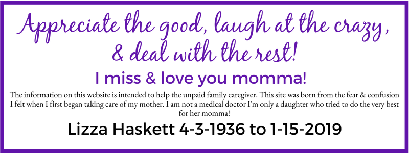 Appreciate the good, laugh at the crazy, & deal with the rest!